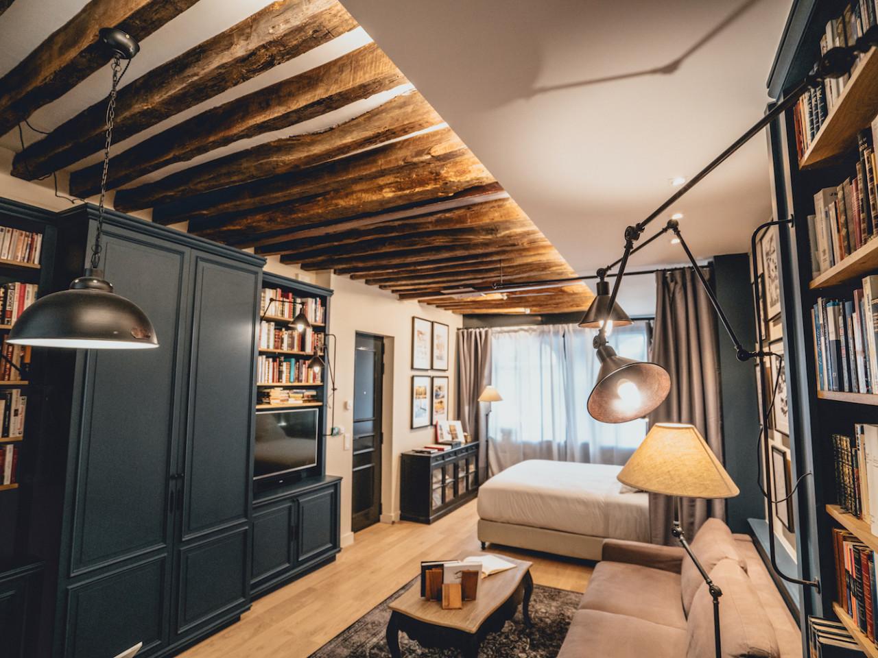 Hotel e alloggi insoliti a Parigi
