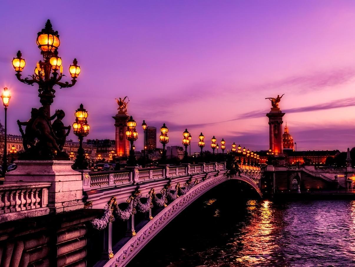 Vedere Parigi in 7 Giorni - Itinerario