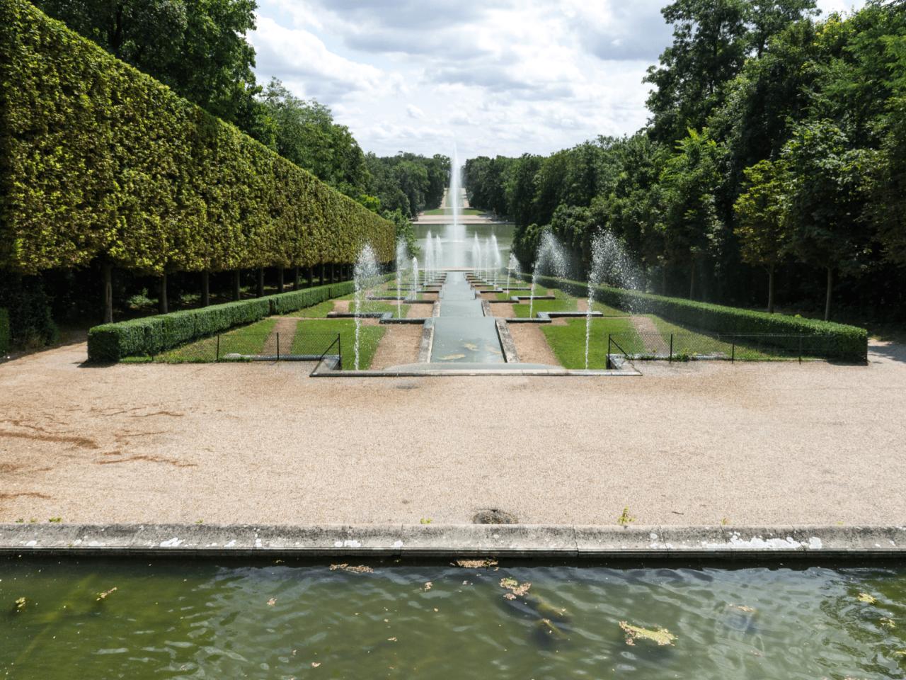 Il Parco e il Castello di Sceaux: Parchi e giardini a Parigi
