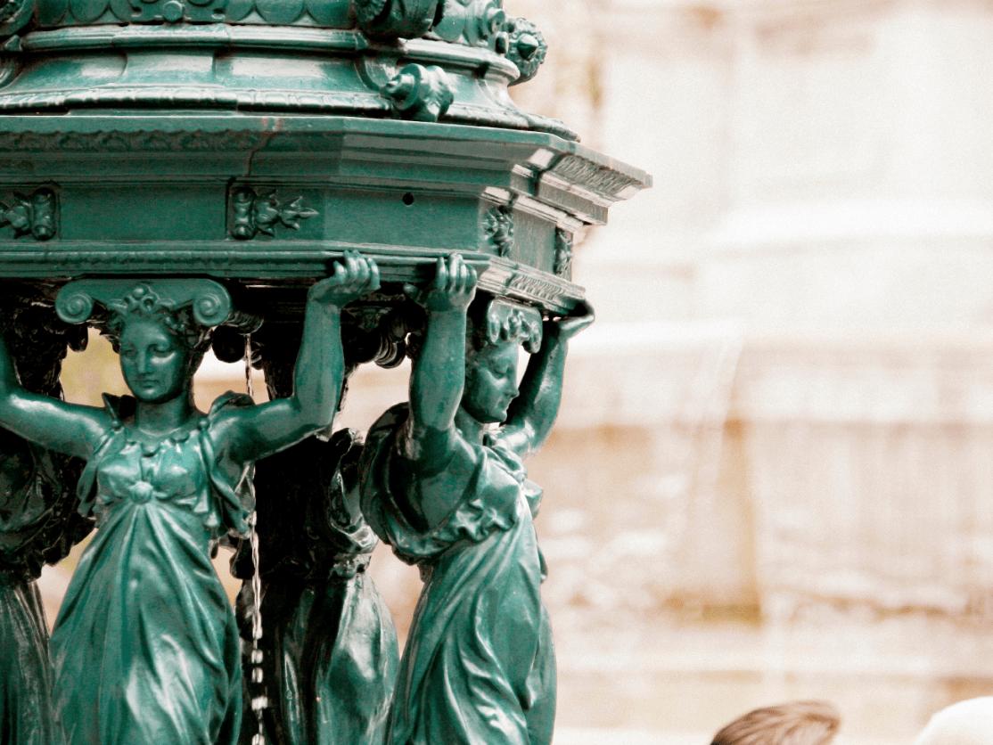 Le bellissime fontane Wallace di Parigi: info e curiosità