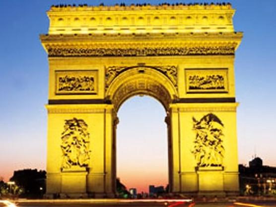 Arco di Trionfo a Parigi - Informazioni