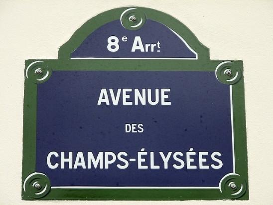 Champs Elysées a Parigi (Campi Elisi) - Informazioni utili e storia