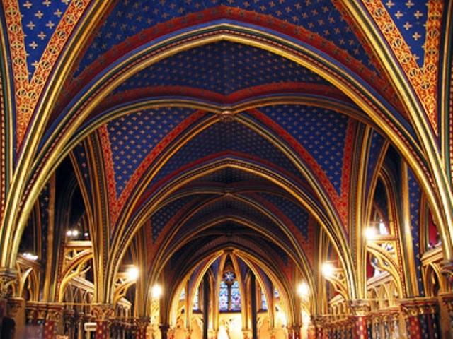 Visita la Sainte Chapelle a Parigi: Informazioni