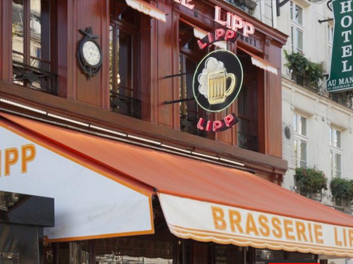 Brasserie Lipp Paris - Brasserie Lipp Parigi - Dove mangiare a Parigi
