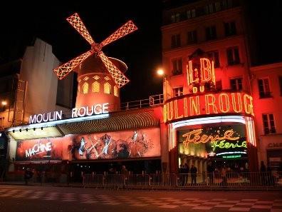 Moulin Rouge Parigi|Info e prenotazioni|Cabaret Parigi