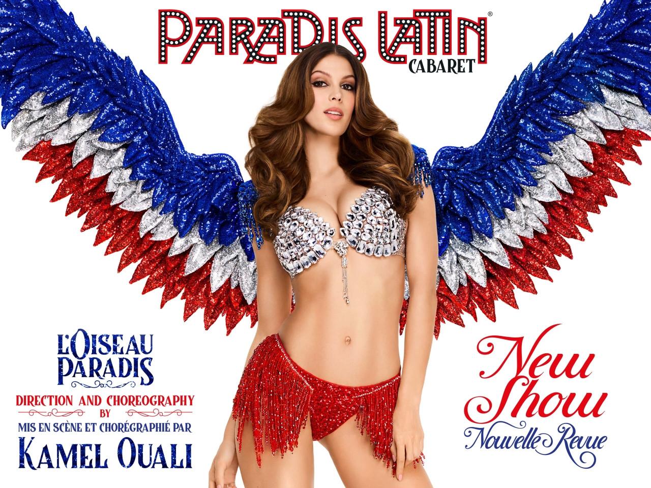 Paradis Latin - prenota spettacolo
