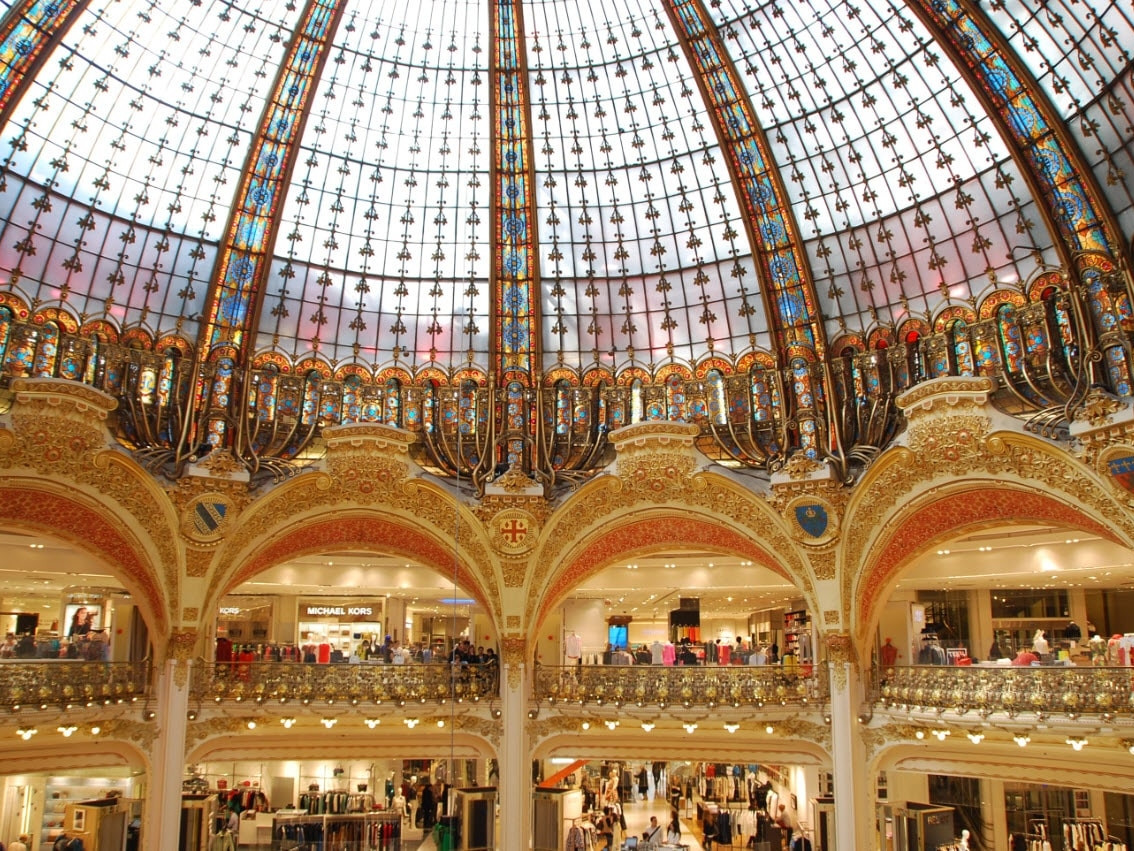 Galeries Lafayette Parigi|Sconti|Info|Come arrivare - Parigi.it