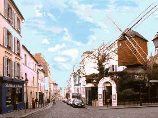 Rue Lepic - Informazioni turistiche e come arrivare