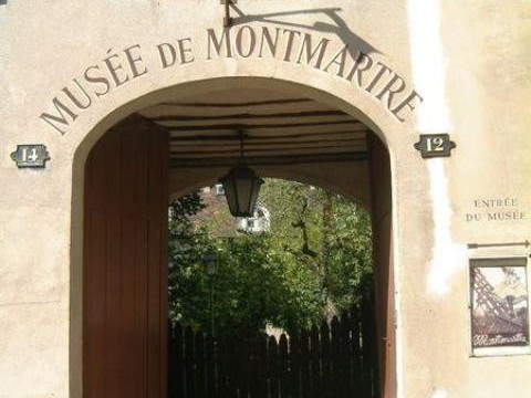Musée de Montmartre Parigi - Informazioni turistiche ed orari di apertura