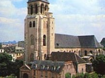 Visita la chiesa di Saint Germain des Près