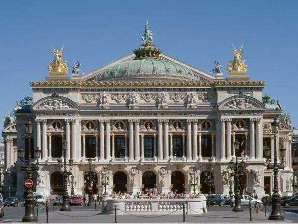 Visita Opéra Garnier Parigi - info e storia Teatro Opera