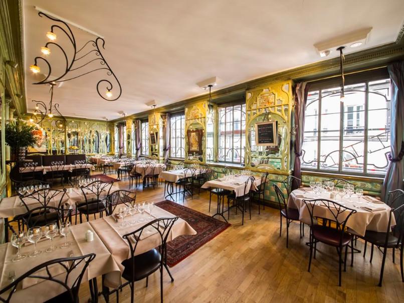 Bouillon Racine Paris - Bouillon Racine Parigi - Dove mangiare a Parigi
