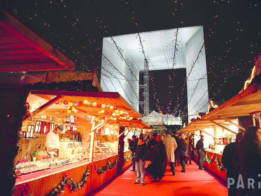 I più bei mercatini di Natale 2018 a Parigi, dove vederli - Parigi.it