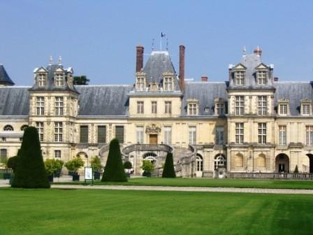 Castello di Fontainebleau|Dintorni di Parigi