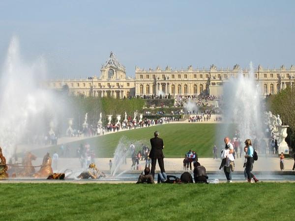 Fontane Musicali Versailles - Grands Eaux Musicaux