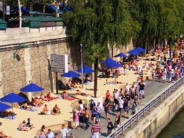 Paris Plage|Eventi a Parigi