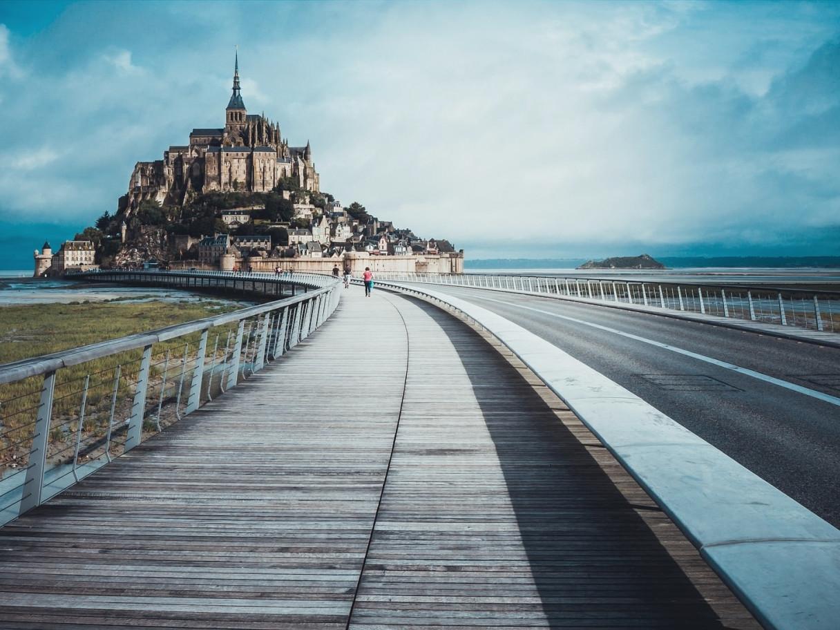 Come arrivare a Mont Saint Michel da Parigi - Informazioni pratiche