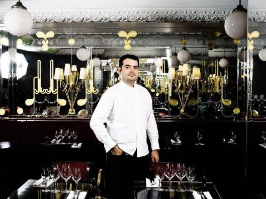 Brasserie Thoumieux Paris - Brasserie Thoumieux Parigi - Dove mangiare a Parigi