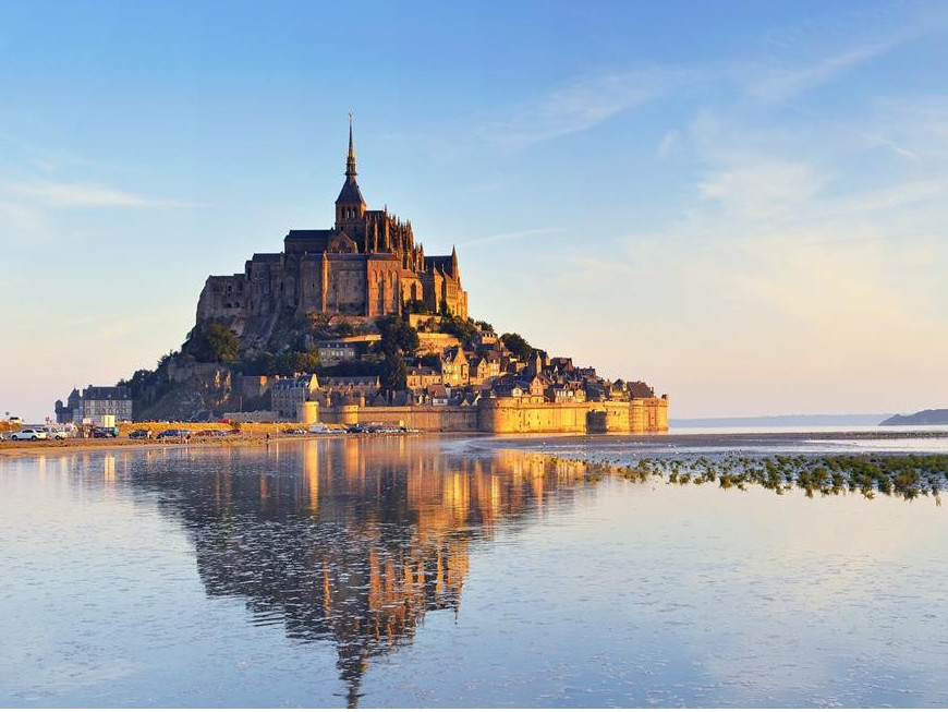Visitare Mont Saint-Michel in Normandia - Guida completa - Parigi.it