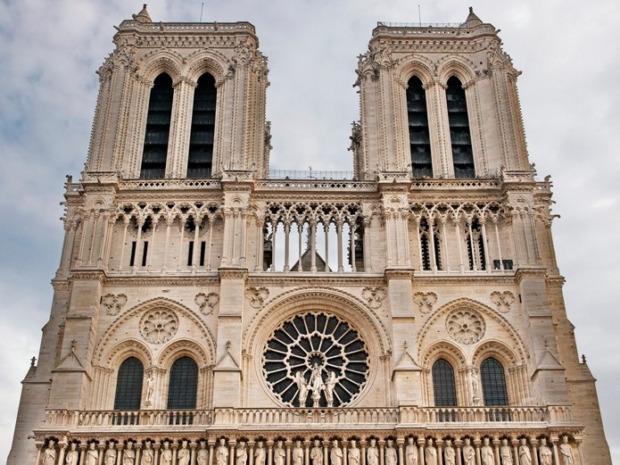 Photo Gallery Notre Dame Parigi