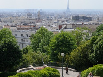 Parco de belleville a parigi informazioni turistiche - Il mercato della piastrella moncalieri orari ...