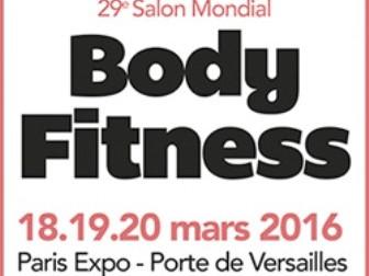 Salon mondial body fitness form expo a porte de for Salon d automne porte de versailles