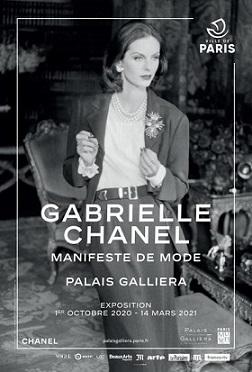 GABRIELLE CHANEL. MANIFESTE DE MODE AL PALAIS GALLIERA